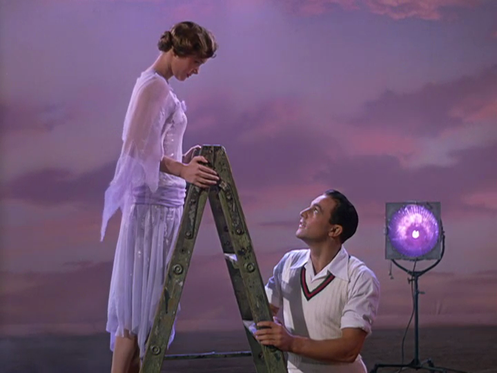 screenshot from Singin' in the Rain